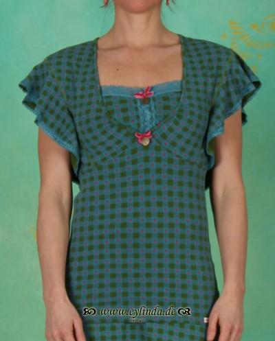 Shirt, lola's stolatop, aztek vichy