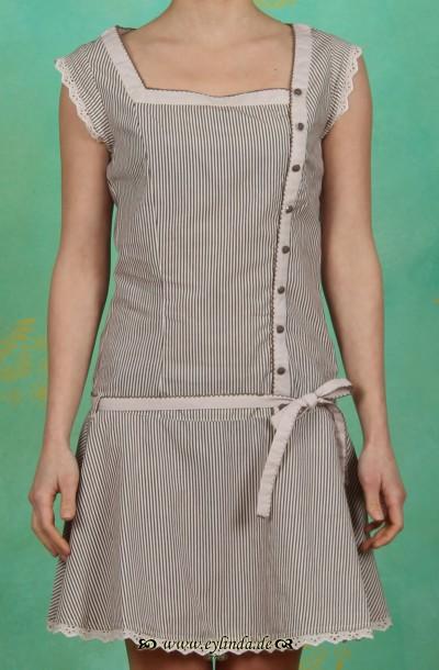 Kleid, tennis matrosendress, zartwäsche streifen