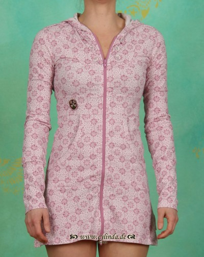 Zipper, summernight longzip, summer lace