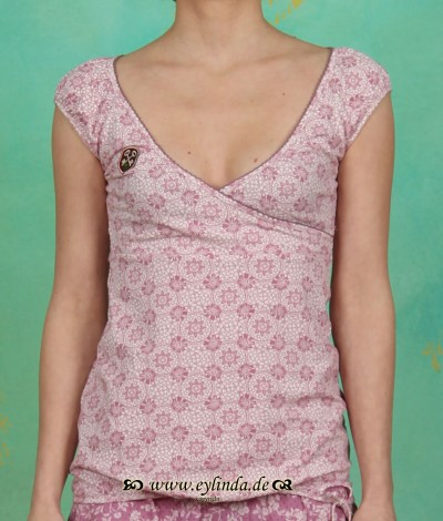 Top, directoire top, summer lace