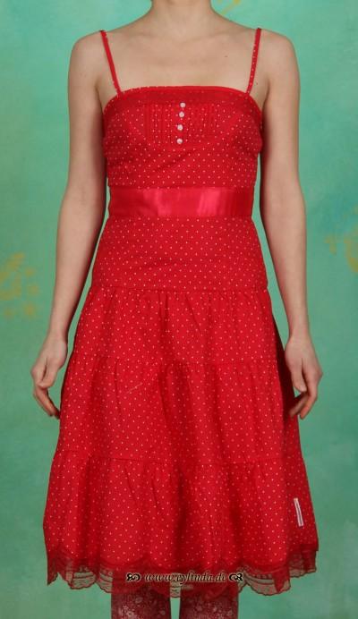 Kleid, tanztraum kleid, nostalgic minidots
