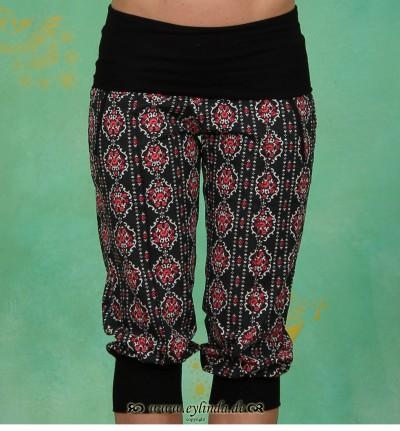Hose, leisure pants, spanische rose