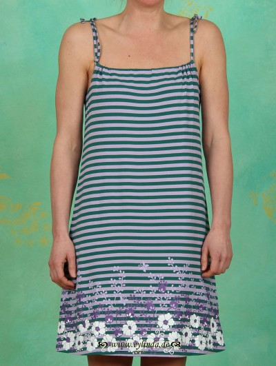 Kleid, feinschleif tunique, sommerringel