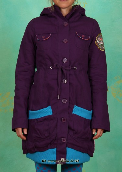 Parka, Long Haul Parka, incan purple
