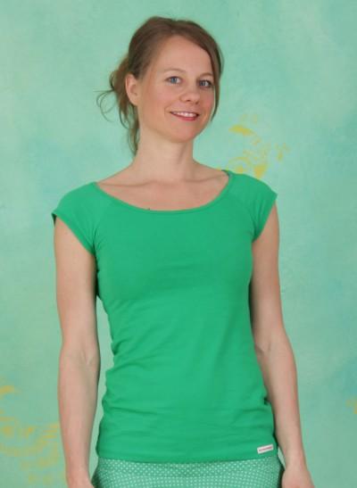 Jubiläumsshirt, Granny Carmen, ey-lindas-jungle-green