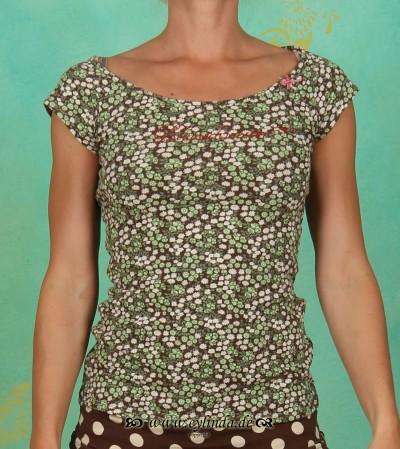Shirt, Granny Carmen, irish bouquet