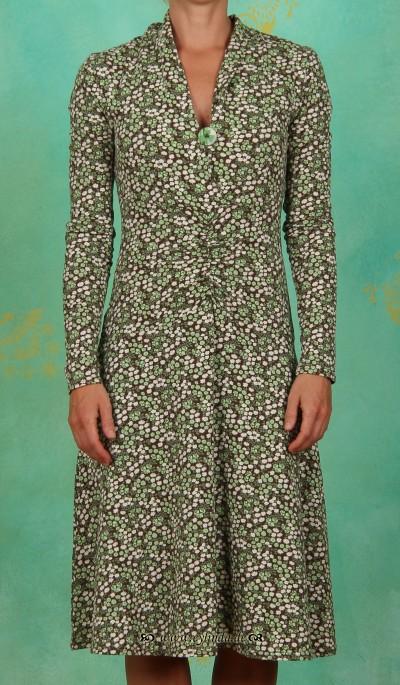 Kleid, Realraff Dress, irish bouquet
