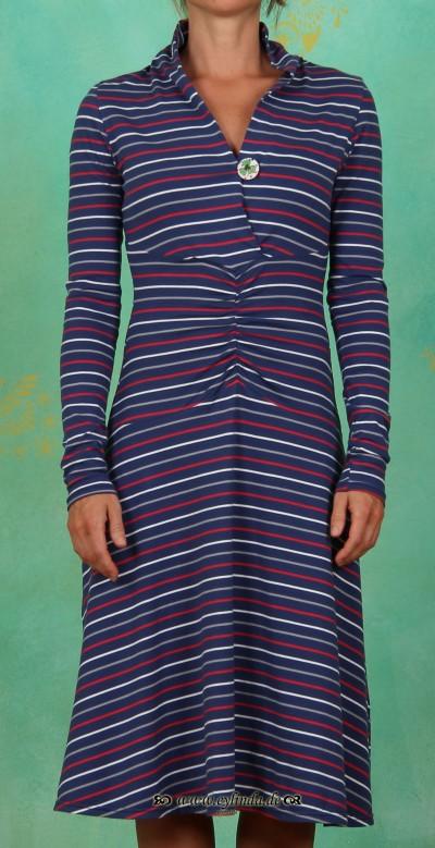 Kleid, Realraff Dress, nordic stripes
