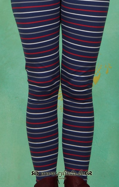 Leggins, Riding Breeches, nordic stripes