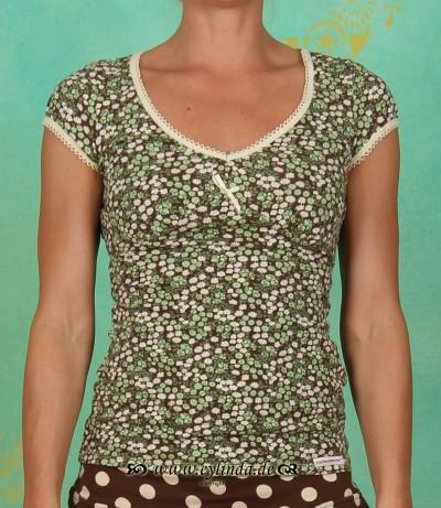 Shirt, V von Welt, irish bouquet