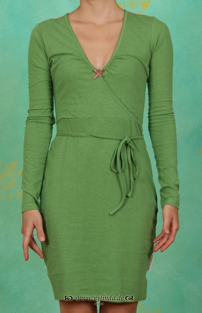 Kleid, Wireless Wickel, celtic melange