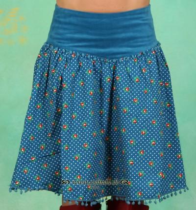 Rock, Glamourama Skirt, show-n-roses