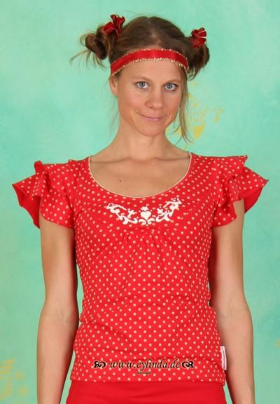 Shirt, Bella Glamourella, circus-dots