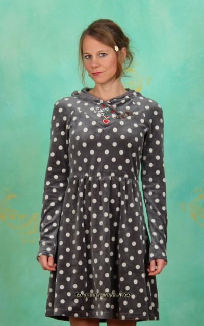 Kleid, Schmuse Operator Dress, almöhi-dots