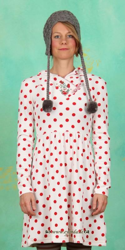 Kleid, Schmuse Operator Dress, dolce-vita-dots