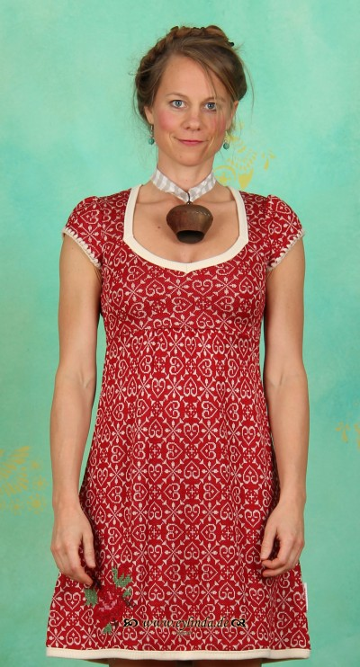 Kleid, Blusshless Dress, dolce-vita-knit