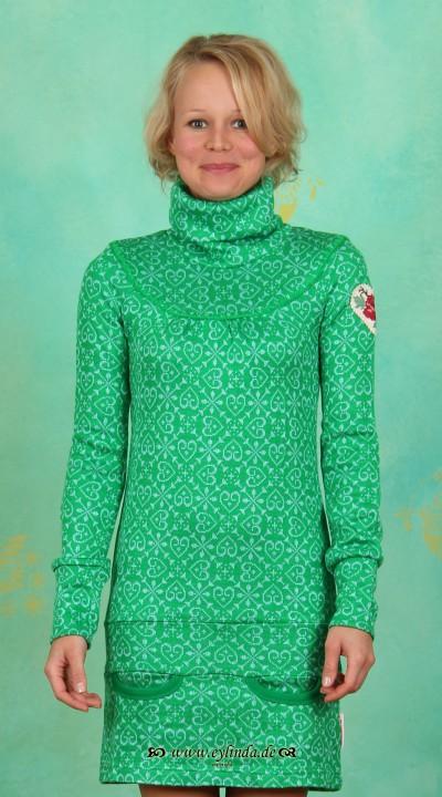 Kleid, Turtel & Neckdi Tunique, alpenglühn-knit