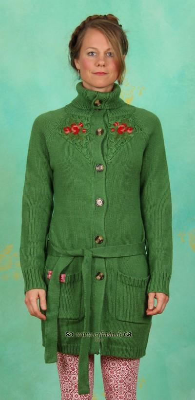 Cardigan, Oaschwoam Cardigan, hunters-wool
