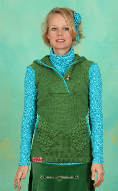 Pullunder, Jankerlunder, hunters-wool