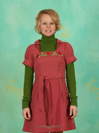 Kleid, On Deck Dress, fiorddots