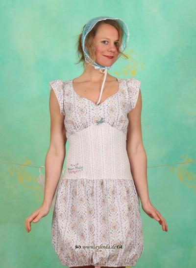 Kleid, Heurigen Balloon, biedermeiers-poerm