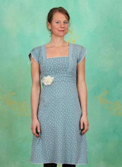 Kleid, Kameliendame, waltzing-blooms
