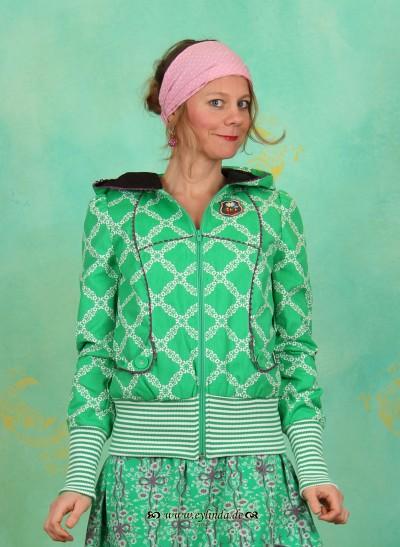 Jacke, Babettes's Blousonett Jacket, mitzis-spring-pattern