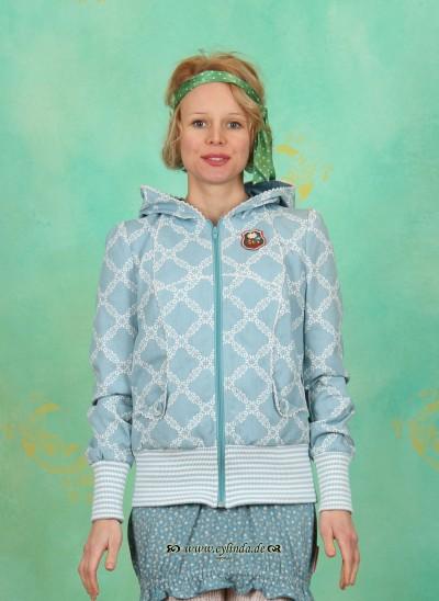 Jacke, Babettes's Blousonett Jacket, nostalgic-pattern