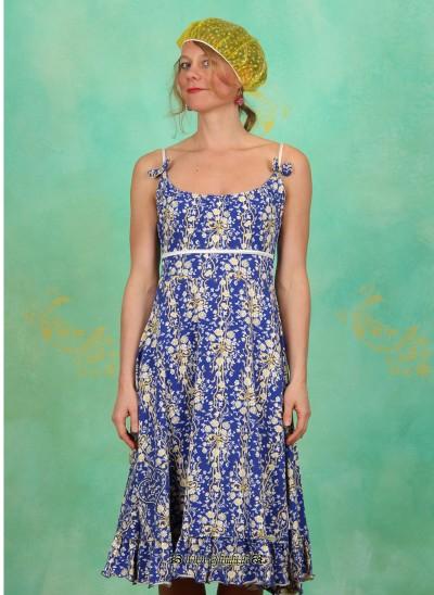 Kleid, Mariandl' geh rund!, golden-bows