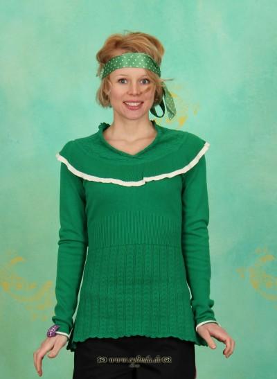 Pullover, Maschenmitzi's, mitzis-spring-green-knit