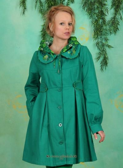 Mantel, Faunafairy-Parka, verdant-pique