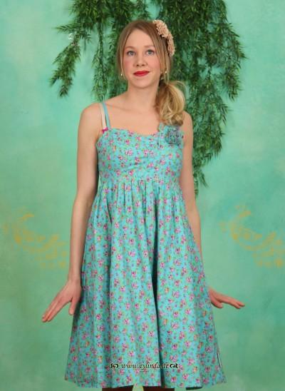 Kleid, Nightingale Dress, heavenly-flowerbed