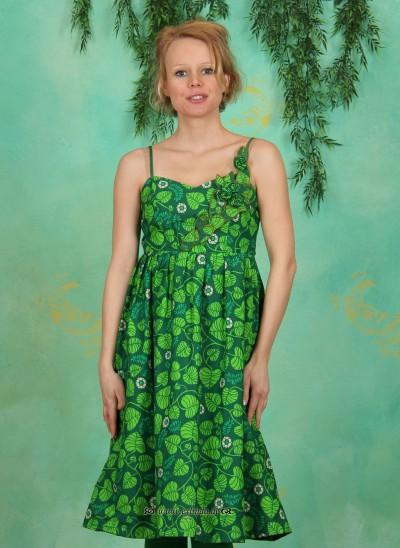 Kleid, Nightingale Dress, shady-foliage