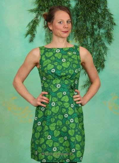 Kleid, Heloise's Etui, shady-foliage