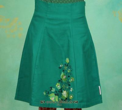 Rock, Orchid Skirt, verdant-pique