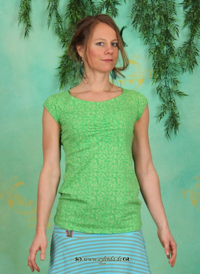 Shirt, Shoulderhoola Shirt, hayfield
