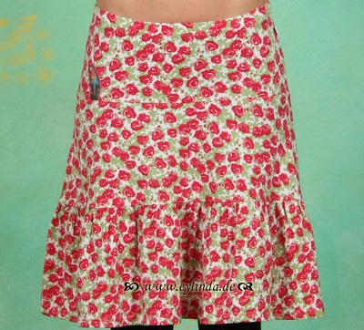 Rock, Lucky Rotella Skirt, rosafari