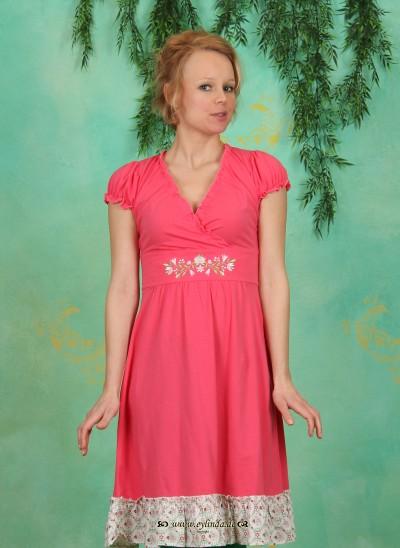 Kleid, Wildwuchs Cache Dress, pink-panther