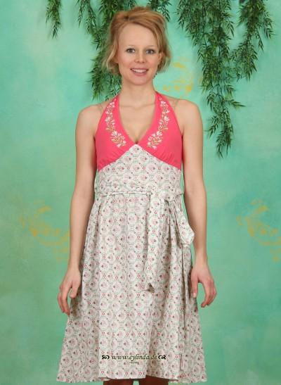 Kleid, Jungle Lolita Robe, pink-poem