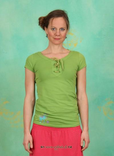 Shirt, Mangrovia Tee, paradise-green