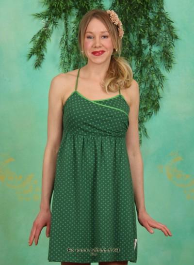 Kleid, Summermaid Dress, verdant-leaves