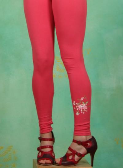 Leggins, Less-More Legs, pink-panther