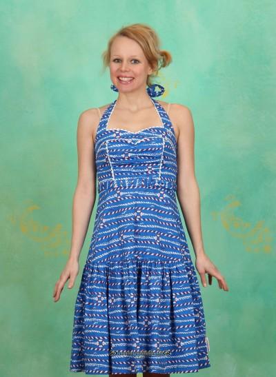 Kleid, Dolles Rock'n'Roll Dress, nautical-breeze
