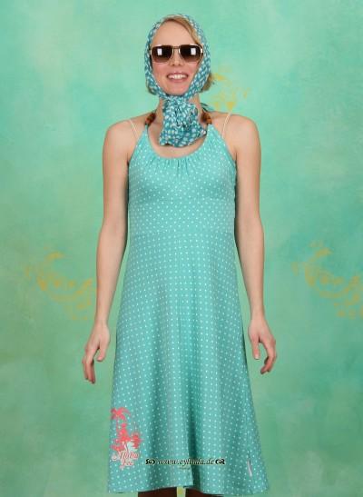 Kleid, Boobs a Hula Dress, seaside-dots