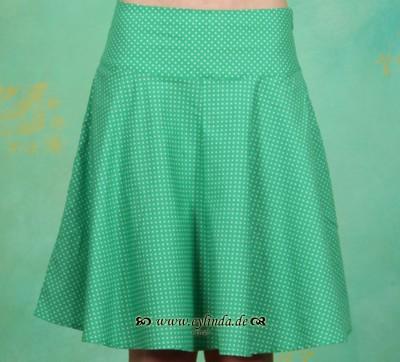 Rock, Upper Circle Skirt, cheekily-dots