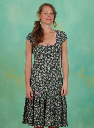 Kleid, Stammtisch-Starlet Dress, berry-valley-fleurs