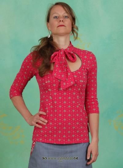 Shirt, Fleckesmarie Tee, hearty-dirndlesque