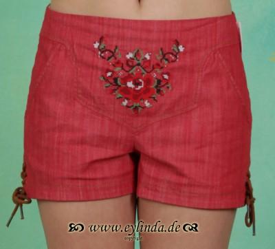 Shorts, Schäppel Shorts, bollenhut-red-jeans