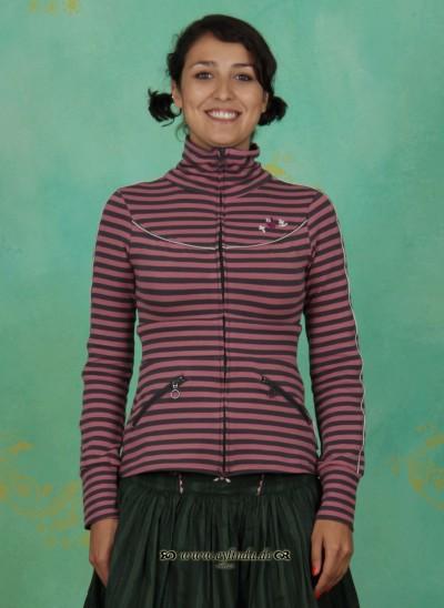 Zipper, Forêt-Noire Clubzip, rosewood-stripes