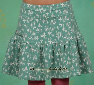 Rock, Tannentwist Skirt, deep-forest